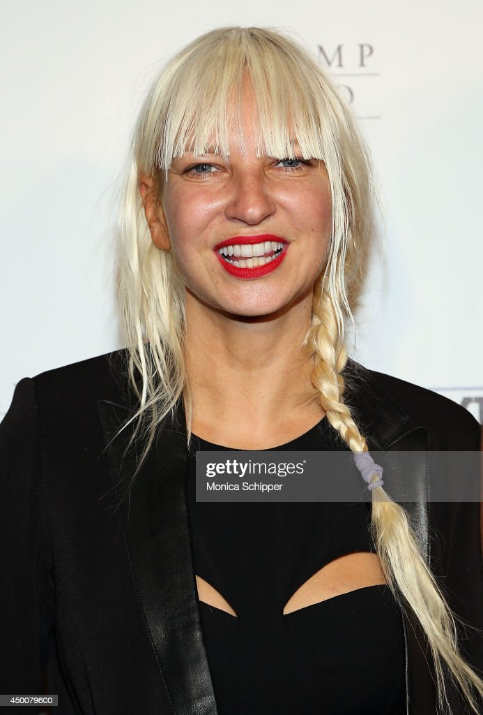 Singer-songwriter Sia attends the 2014 Wayuu Taya Gala Honoring Kimora Lee Simmons at Trump SoHo on June 4, 2014 in New York City.