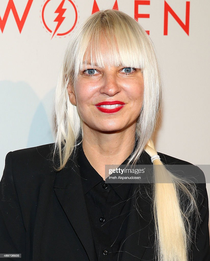 Singer/songwriter Sia attends The L.A. Gay & Lesbian Center's 2014 An Evening With Women (AEWW) at The Beverly Hilton Hotel on May 10, 2014 in Beverly Hills, California.