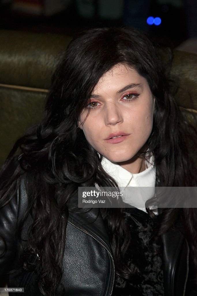 Singer/songwriter SoKo poses for a portrait at Sonos Studio on June 11, 2013 in Los Angeles, California.