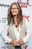 Singersongwriter Steven Tyler arrives at the premiere of 'Sin City A Dame to Kill For' at the Paramount Theatre on August 20 2014 in Austin Texas