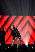 Singer/songwriter Steven Tyler performs onstage at Keep Memory Alive's 20th Annual Power Of Love Gala at the MGM Grand Garden Arena on May 21 2016 in...