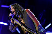 Singersongwriter Steven Tyler performs onstage during 2016 CMA Festival Day 3 at Nissan Stadium on June 11 2016 in Nashville Tennessee