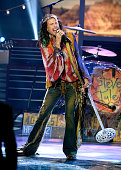 Singer/songwriter Steven Tyler performs onstage during 'American Idol' XIV Grand Finale at Dolby Theatre on May 13 2015 in Hollywood California