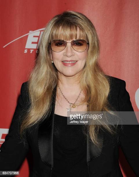 Singersongwriter Stevie Nicks attends MusiCares Person of the Year honoring Tom Petty at the Los Angeles Convention Center on February 10 2017 in Los...