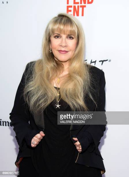 Singersongwriter Stevie Nicks attends The LA Film Festival Opening Night World Premiere of Focus Features 'The Book Of Henry' on June 14 in Culver...