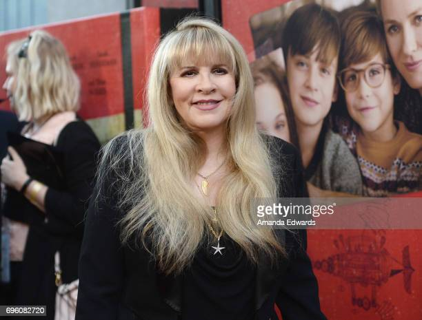 Singersongwriter Stevie Nicks attends the opening night premiere of Focus Features' 'The Book of Henry' during the 2017 Los Angeles Film Festival at...