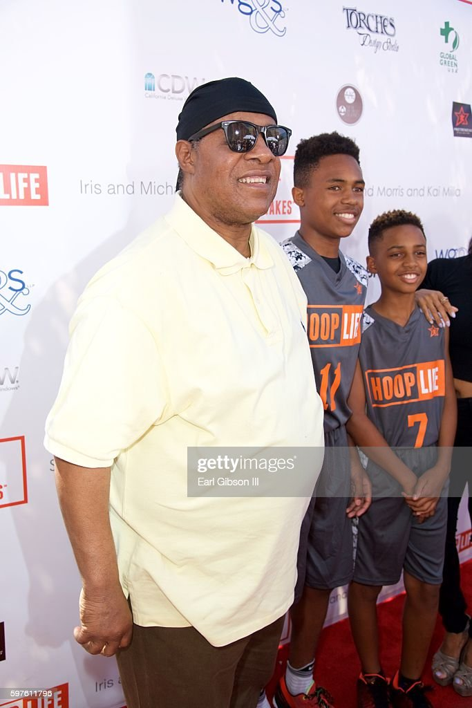 4th Annual Kailand Obasi Hoop-Life Fundraiser - Arrivals