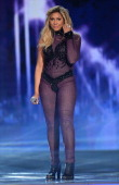 Singer/songwriter Tamar Braxton performs onstage at the Soul Train Awards 2013 at the Orleans Arena on November 8 2013 in Las Vegas Nevada