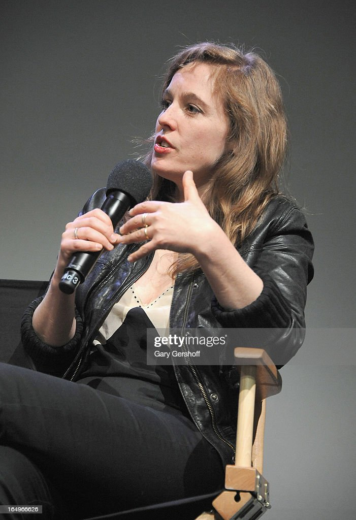 Singer-songwriter <a gi-track='captionPersonalityLinkClicked' href=/galleries/search?phrase=Tift+Merritt&family=editorial&specificpeople=4950355 ng-click='$event.stopPropagation()'>Tift Merritt</a> attends Meet the Musicians at the Apple Store Soho on March 29, 2013 in New York City.