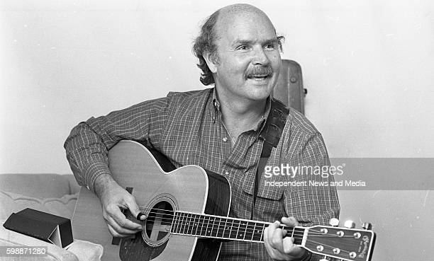 Singer/Songwriter Tom Paxton at the National Concert Hall