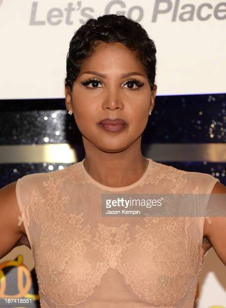 Singer/songwriter Toni Braxton attends the Soul Train Awards 2013 at the Orleans Arena on November 8 2013 in Las Vegas Nevada