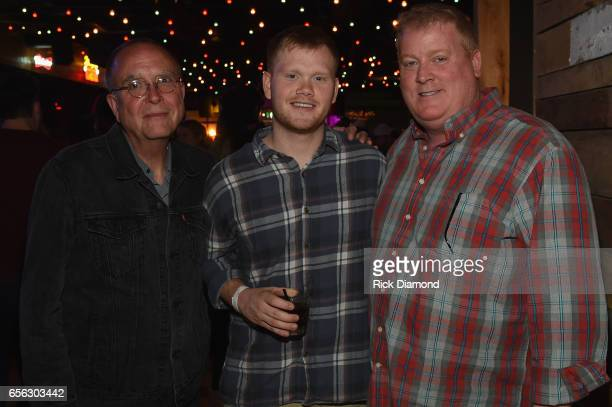 Singer/Songwriter Tony Arata Singer/Songwriter Jeb Gipson and ASCAP's Mike Sistad attend Jameson Peach Jam presented by Jameson Irish Whiskey...