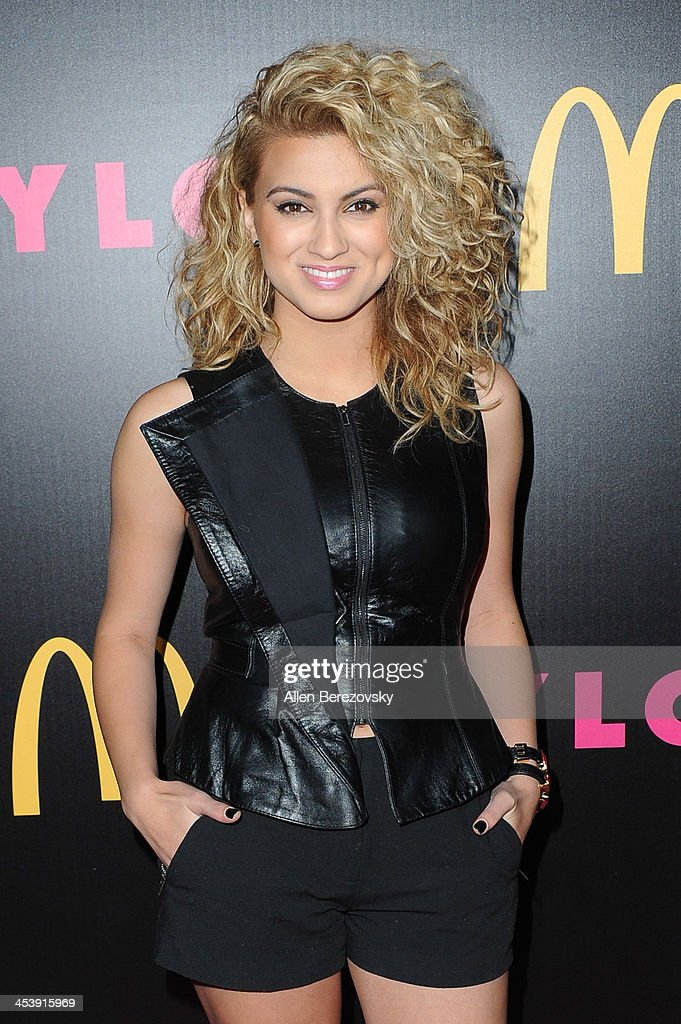 Singer/songwriter Tori Kelly attends NYLON Magazine's December Issue Celebration featuring cover star Demi Lovato at Smashbox West Hollywood on December 5, 2013 in West Hollywood, California.