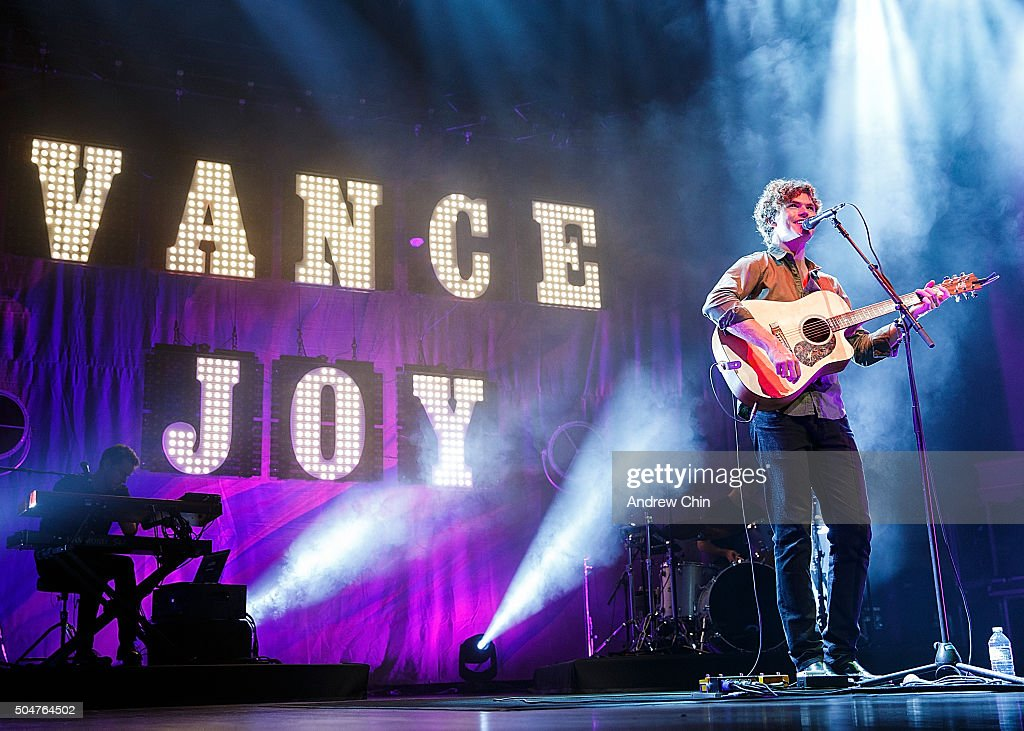 Vance Joy Performs At The Orpheum