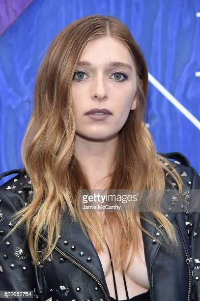 Singersongwriter Verite attends the Apple Music and KYGO 'Stole The Show' Documentary Film Premiere at The Metrograph on July 25 2017 in New York City