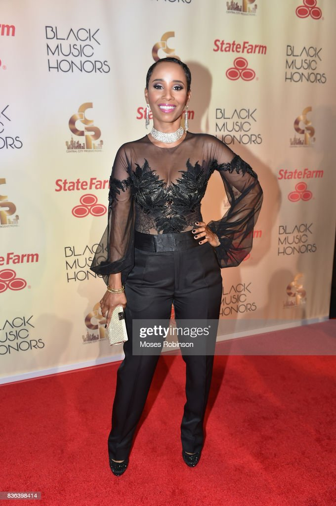 Singer-songwriter Vivian Green arrives at the 2017 Black Music Honors at Tennessee Performing Arts Center on August 18, 2017 in Nashville, Tennessee