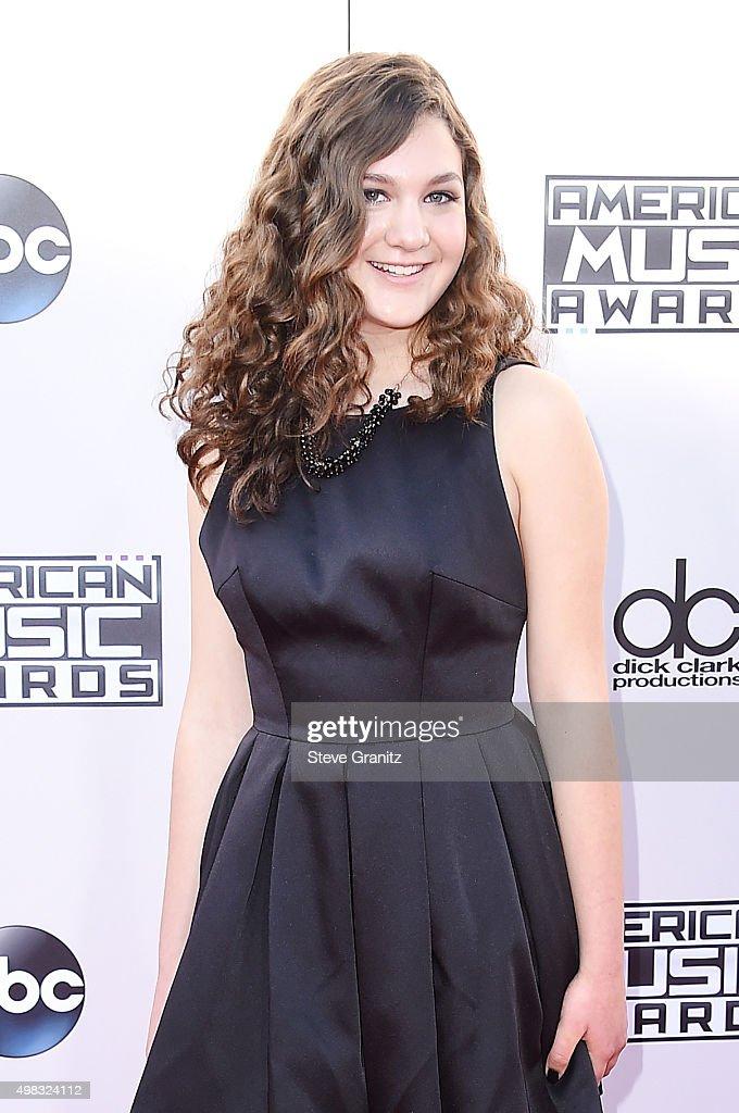 American Music Awards 2015: Full Winners List