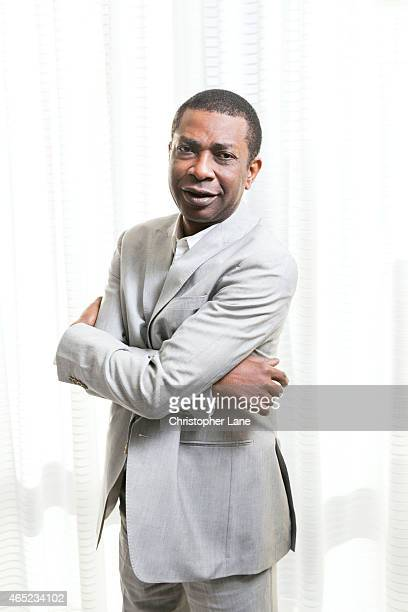 Singer/songwriter Youssou N'Dour is photographed for Self Assignment on September 22 2014 in New York City