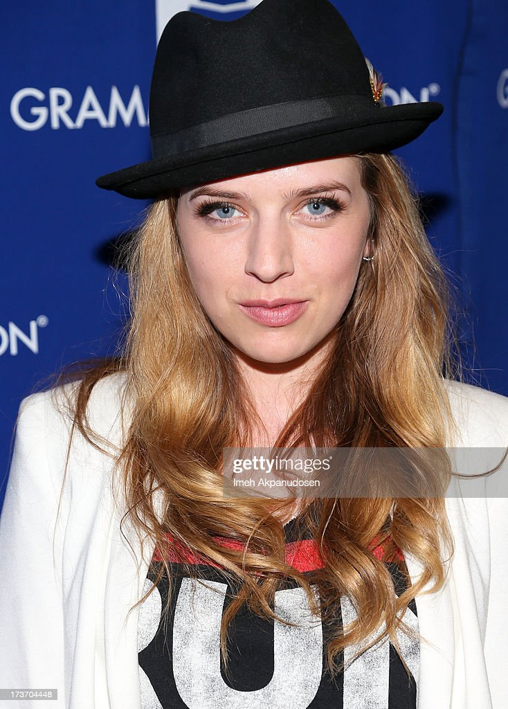Singer/songwriter ZZ Ward attends the 9th Annual GRAMMY Camp at University of Southern California on July 16, 2013 in Los Angeles, California.