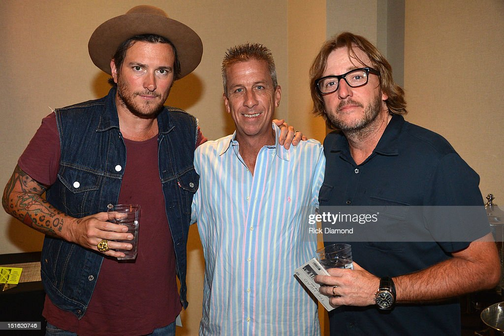 Singer/Songwriter/Producer Butch Walker, Billy Johnson Crossover rehearsal studios and Producer Brendan O'Brien during GRAMMY GPS - A Road Map For Today's Music Pro at W Atlanta Buckhead on September 8, 2012 in Atlanta, Georgia.
