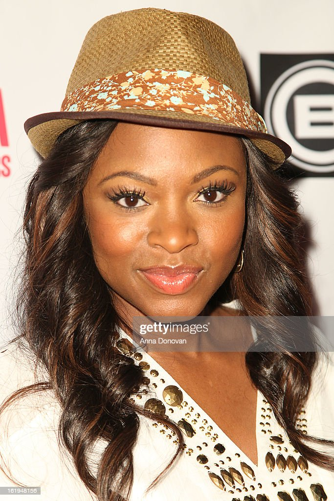 Singer/songwriter/rapper/actress <a gi-track='captionPersonalityLinkClicked' href=/galleries/search?phrase=Naturi+Naughton&family=editorial&specificpeople=2559512 ng-click='$event.stopPropagation()'>Naturi Naughton</a> attends the closing night at the Pan African film festival 'Free Angela And All Political Prisoners' at Rave Cinemas on February 17, 2013 in Los Angeles, California.