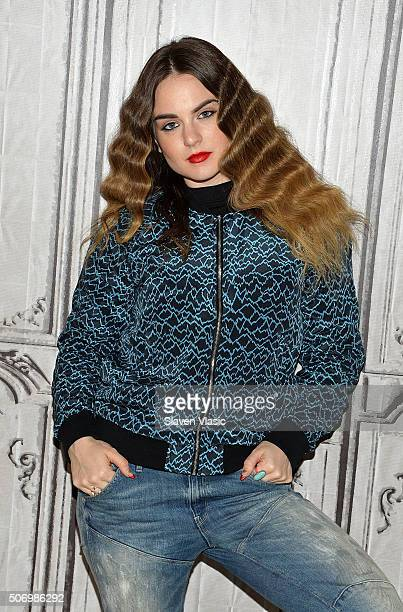 Singer/songwriting JoJo visits AOL Build to discuss her upcoming album 'III' and her highly anticipated world tour at AOL Studios In New York on...