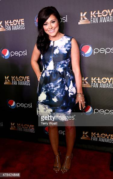 Singersongwrtier Kari Jobe attends the 3rd Annual KLOVE Fan Awards at the Grand Ole Opry House on May 31 2015 in Nashville Tennessee