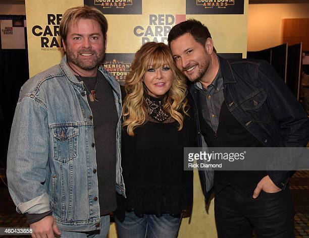 Singers/Songwriters 3 Story House Andy Griggs Jamie O'Neil and Ty Herndonattend Red Carpet Radio Presented By Westwood One For The American County...