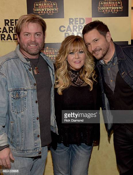 Singers/Songwriters 3 Story House Andy Griggs Jamie O'Neil and Ty Herndon attend Red Carpet Radio Presented By Westwood One For The American County...