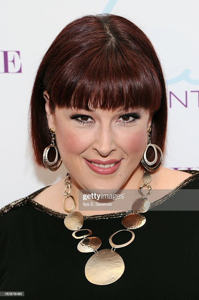 Singer/TV host Carnie Wilson attends Carnie Wilson & Jay Manuel Celebrate Lane Bryant's NYC Flagship on February 28, 2013 in New York City.