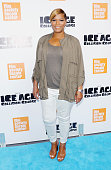 Singer/TV host Queen Latifah attends the 'Ice Age Collision Course' New York screening at Walter Reade Theater on July 7 2016 in New York City