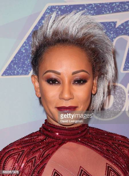 Singer/TV personality Mel B attends NBC's 'America's Got Talent' season 12 finale at Dolby Theatre on September 20 2017 in Hollywood California