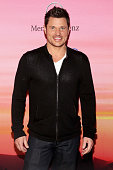 Singer/TV personality Nick Lachey attends ESPN the Party at WestWorld of Scottsdale on January 30 2015 in Scottsdale Arizona