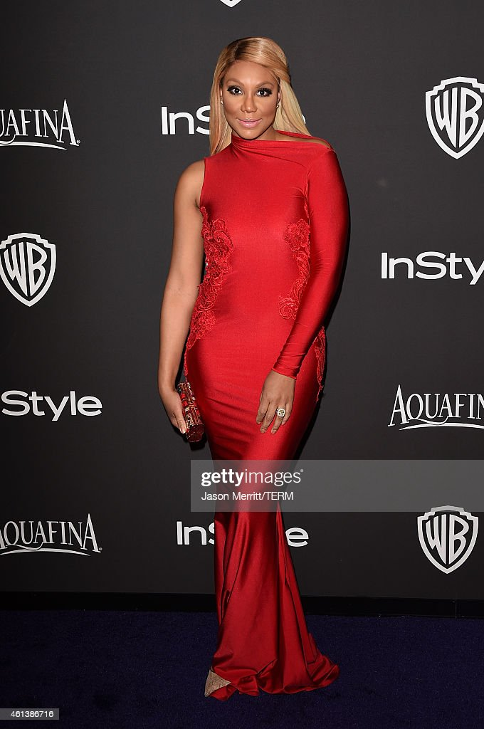 2015 InStyle And Warner Bros. 72nd Annual Golden Globe Awards Post-Party - Arrivals