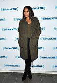 Singer/TV personality Tamar Braxton visits SiriusXM Studios on October 2 2015 in New York City