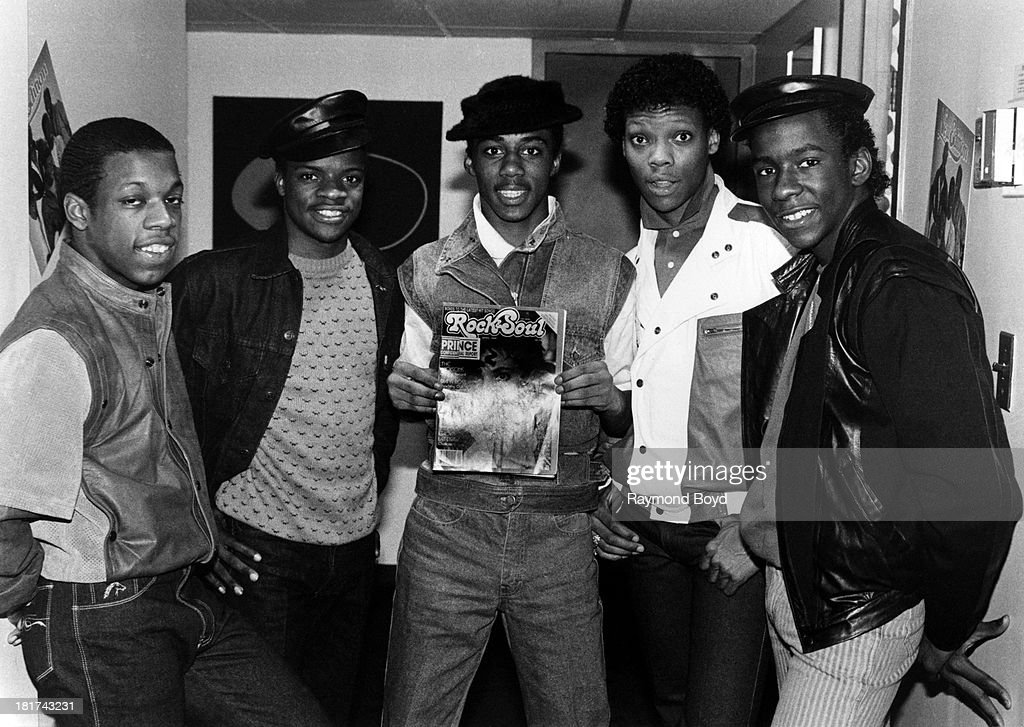 New Edition Singing Group 51