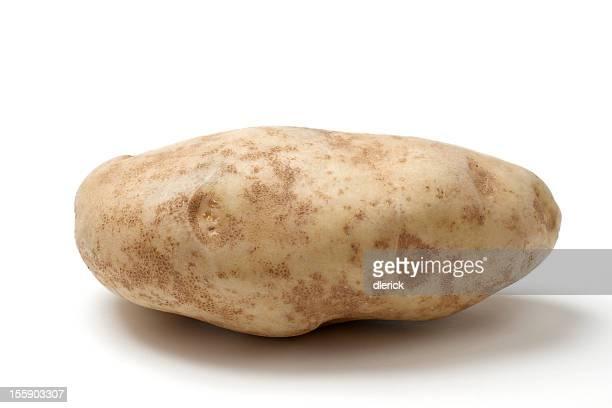 Patata russet fotograf as e im genes de stock getty images for Hornear a blanco