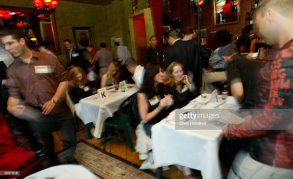 Speed dating nyc 18+ club