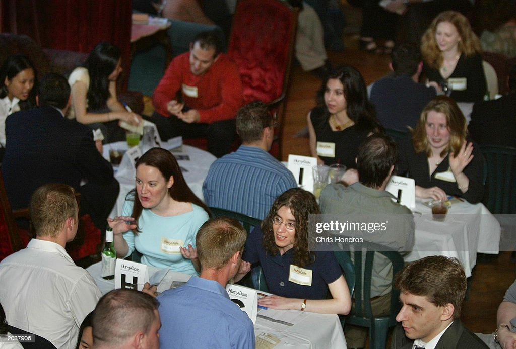 Singles speed dating nyc