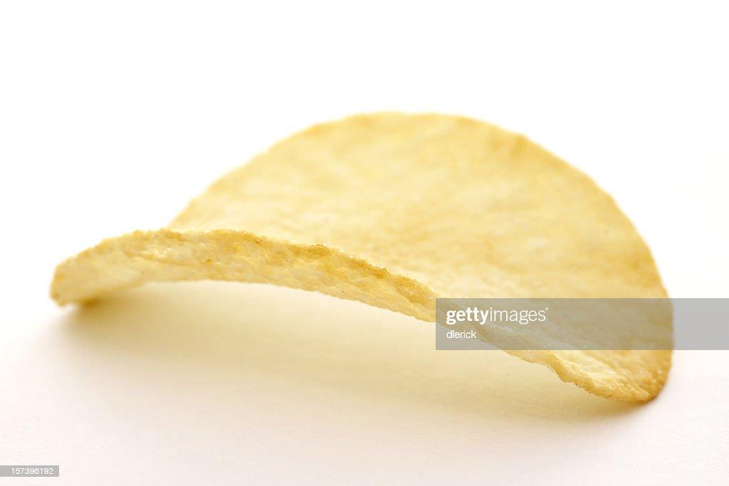 single potato chip