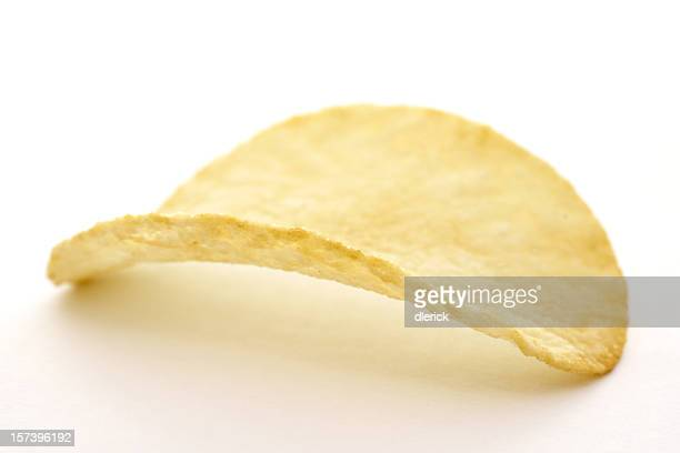 single potato chip
