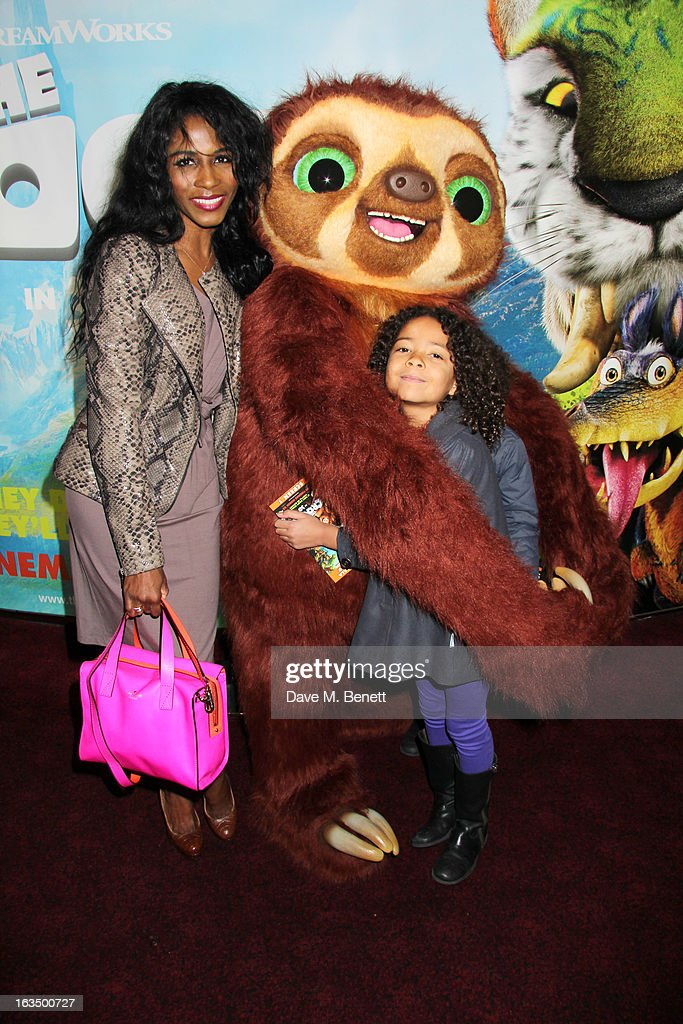 <a gi-track='captionPersonalityLinkClicked' href=/galleries/search?phrase=Sinitta&family=editorial&specificpeople=1797588 ng-click='$event.stopPropagation()'>Sinitta</a> (L) attends 'The Croods' premiere at Empire Leicester Square on March 10, 2013 in London, England.