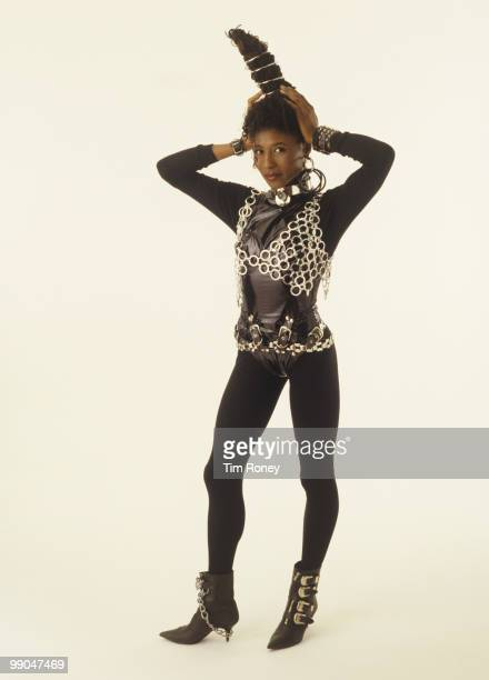 Sinitta singer circa 1987