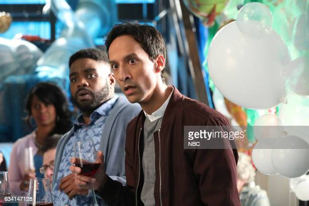 POWERLESS 'Sinking Day' Episode 106 Pictured Ron Funches as Ron Danny Pudi as Teddy
