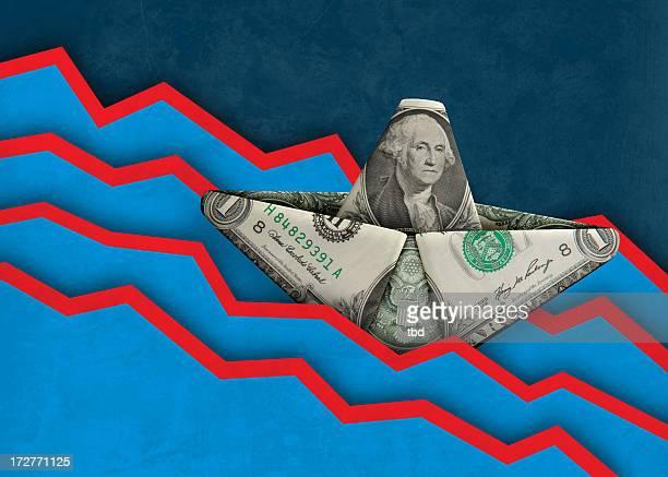 Dollar naufrage