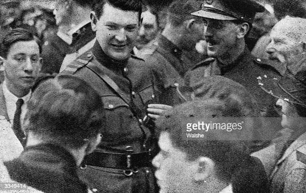 Sinn Fein leader and CommanderInChief of the Irish Free State army Michael Collins Collins took part in the Easter Rising of 1916 and in 1921 he...
