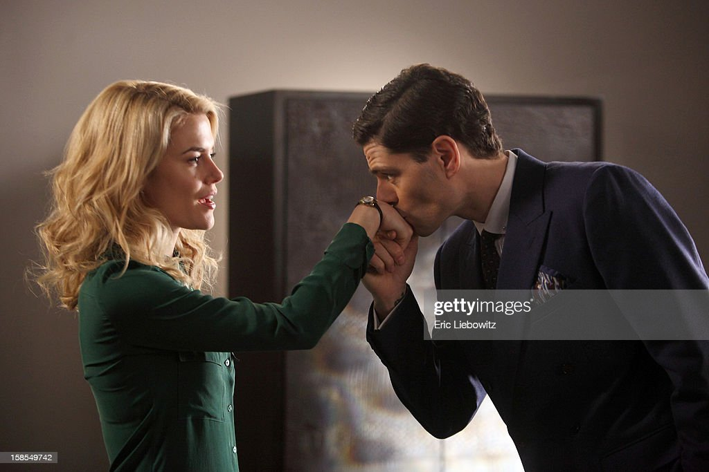AVENUE - 'Sins of the Fathers' - Sasha/Laurel Harris lays out her plan to get Henry elected, which includes his speaking at the Dorans' local church. She secretly offers Father Douglas a disturbing arrangement to rid himself of the demons who have tormented him since being tempted to open Gavin's red box. Meanwhile an enigmatic new tenant who may have ulterior motives moves into the Drake. Brian is still upset with Louise for her relapse into substance abuse while, simultaneously, Alexis plots her revenge on Louise after she discovers they've crossed paths in the past. Finally, Sasha and her parents have a bizarre showdown, on '666 Park Avenue,' SUNDAY, JANUARY 13 (10:01-11:00 p.m., ET), on the ABC Television Network. RACHAEL