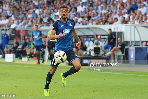 Sinsheim Germany 1BL TSG Hoffenheim vs Schalke 04 Kerem Demirbay 'n
