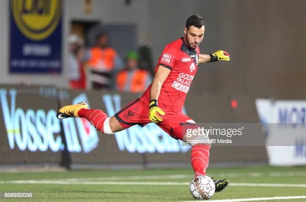 20170929 SintTruiden Belgium / Stvv v Sporting Charleroi / 'nLucas PIRARD'nFootball Jupiler Pro League 2017 2018 Matchday 9 / 'nPicture by Vincent...