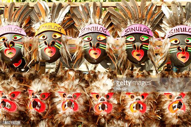 Sinulog Masks